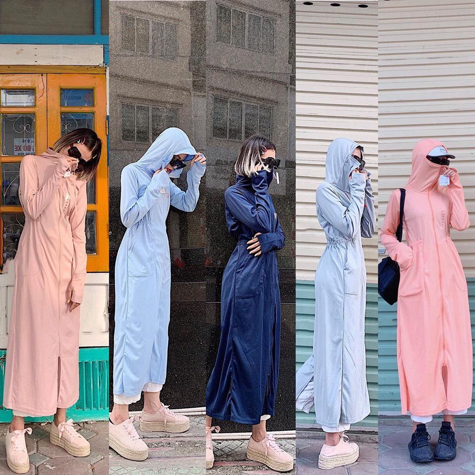 Quần áo chống nắng