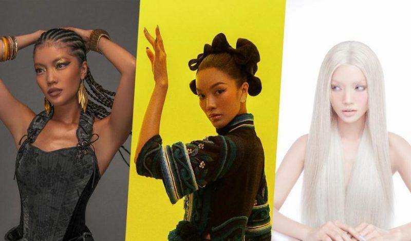 Người đẹp Lâm Bích Tuyền trong bộ ảnh mới và thông điệp văn hoá ý nghĩa