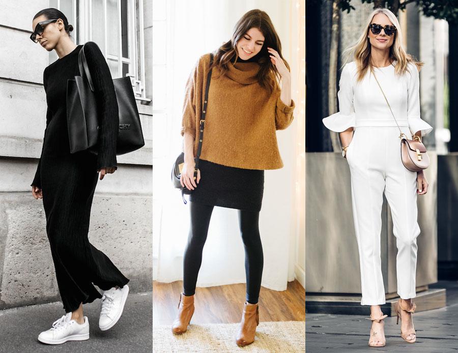 thời trang Minimalism xu hướng 2021