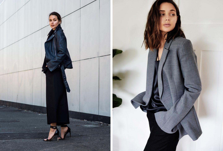 thời trang tối giản minimalism