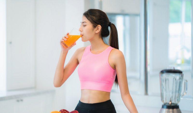 6 Mẹo giúp bạn hoàn thành mục tiêu giảm cân cho năm 2021