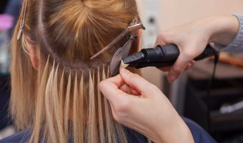 7 tác hại của việc nối tóc đến sức khỏe