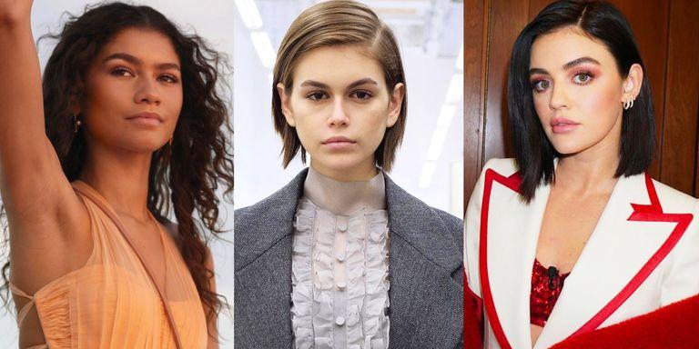 Các kiểu tóc đẹp đón đầu phong cách xuân hè 2021