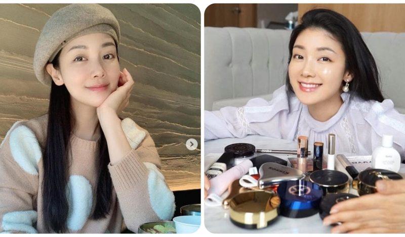 Thời gian bỏ quên nhan sắc của Beauty Blogger Hàn Quốc: 42 tuổi vẫn xinh tươi như gái 20