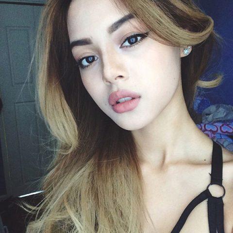 Makeup tone tây tự nhiên