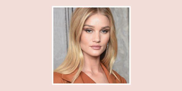 Quy trình chăm sóc da ban đêm của thiên thần Victoria's Secret: Rosie Huntington – Whiteley