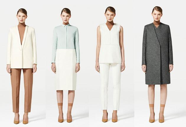 Chú ý đến chất liệu và đường may trong thời trang minimalism