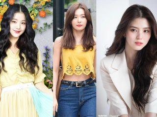 Những kiểu tóc dài đẹp đơn giản nhất 2021 cho nàng thêm trẻ trung sành điệu