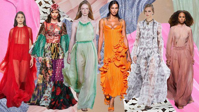 Cập nhật ngay Xu hướng thời trang Xuân Hè 2021 đầy mãn nhãn, độc đáo
