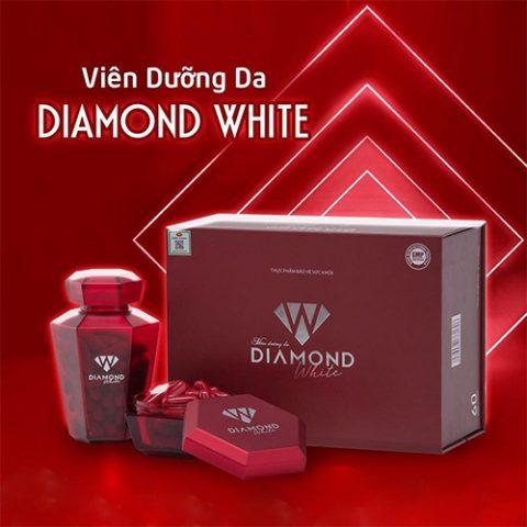 Viên uống trắng da Ngọc Trinh (Beauty Plus và Diamond White)