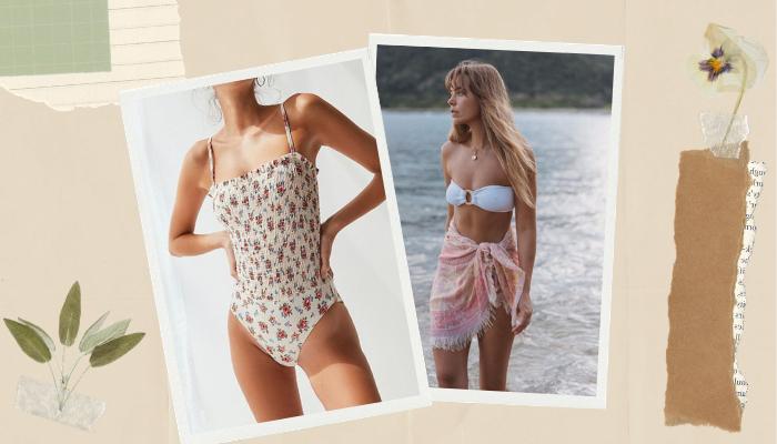 5 xu hướng áo tắm sẽ thống trị mùa hè năm 2021