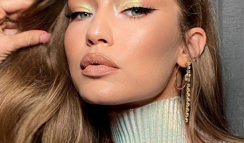 15 Gợi ý cách trang điểm mắt khói màu vàng đồng thời thượng nhất 2021