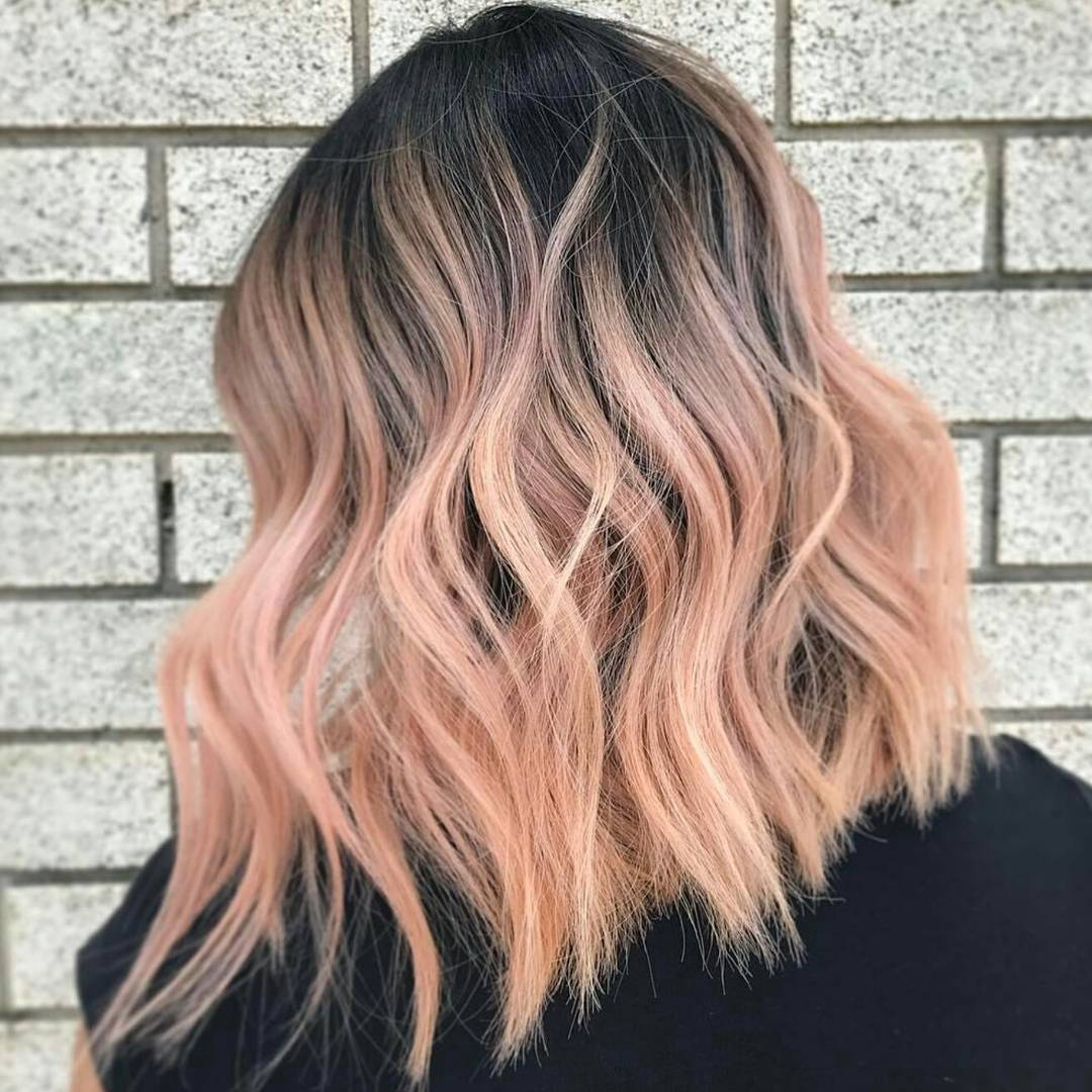Dramatic Ombre