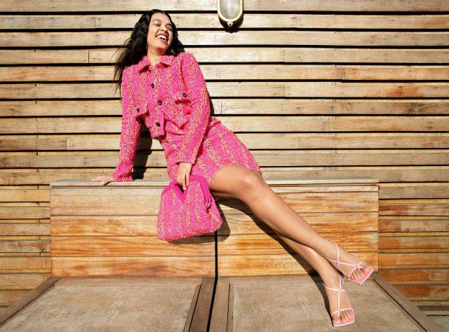 Xu hướng thời trang từ nữ người mẫu Cosima tại sàn diễn SS21