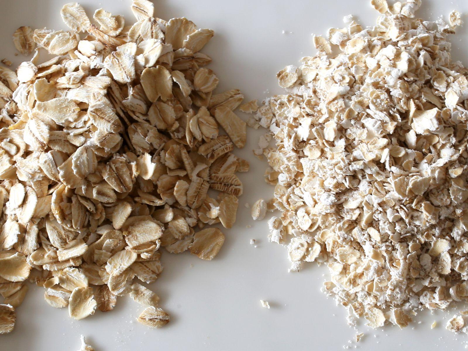 Yến mạch cán dẹt (Rolled Oats)