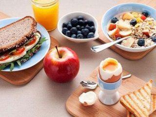 bữa sáng giảm cân hiệu quả
