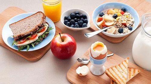 8 Thực đơn cho bữa sáng giảm cân hiệu quả và ngon miệng