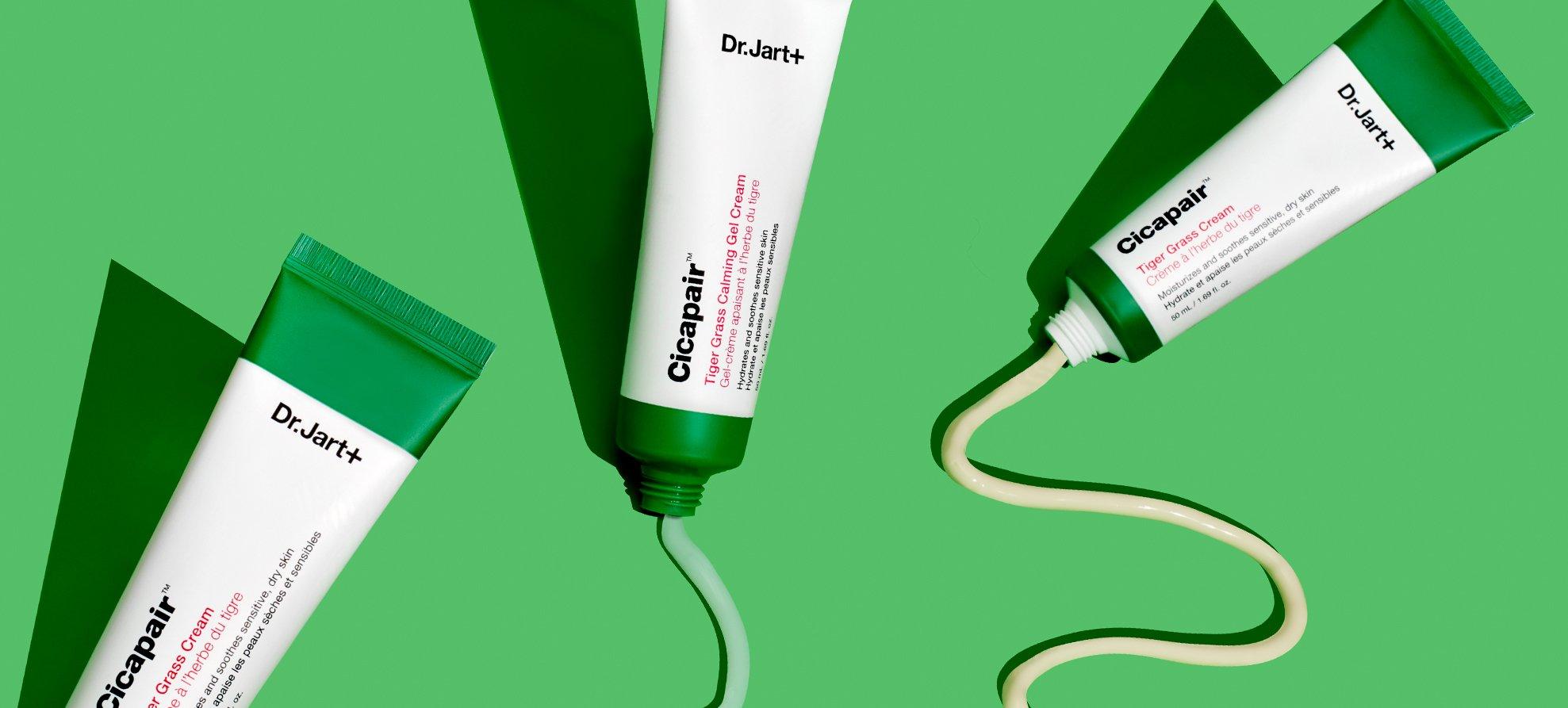 sản phẩm chăm sóc da Dr.Jart + Cicapair Tiger Grass Calming Gel Cream