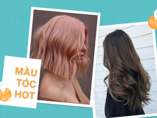10 ý tưởng màu tóc đẹp cho mùa hè 2021 của bạn thêm năng động