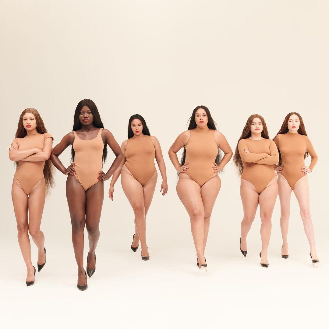 thương hiệu đồ lót nữ SKIMS của Kim Kardashian