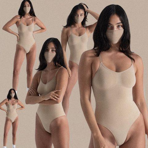 Mặc cho đại dịch, giá trị thương hiệu đồ lót của Kim Kardashian đạt mức 1.6 tỉ USD
