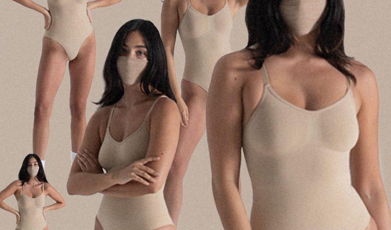 Mặc cho đại dịch, giá trị thương hiệu đồ lót nữ của Kim Kardashian đạt mức 1.6 tỉ USD