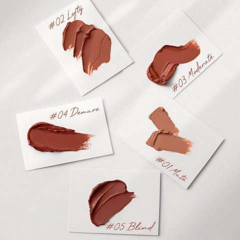 Top 5 thỏi son nude phù hợp với mọi tông màu da