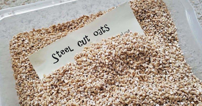 Yến mạch cắt nhỏ steel-cut oats