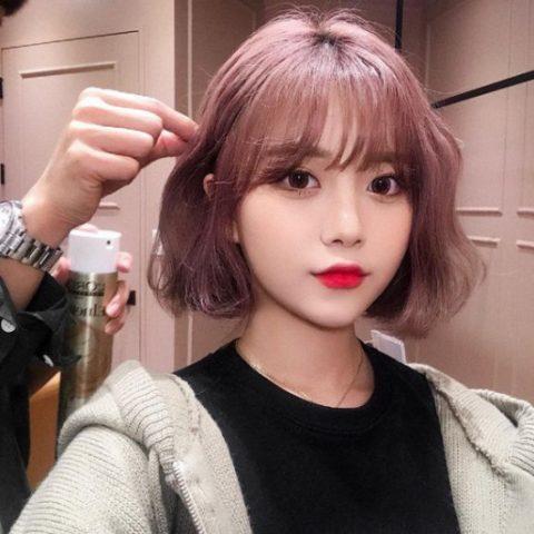 """Cách làm tóc ngắn Hàn Quốc tại nhà """"chuẩn"""" salon"""