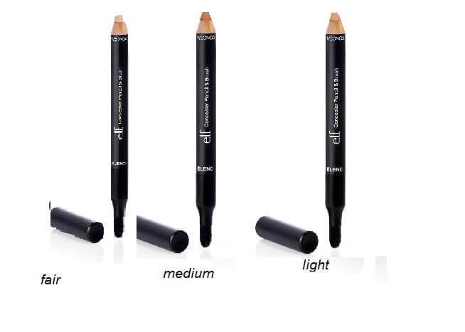 Chì che khuyết điểm E.L.F Skin Concealer Pencil & Brush
