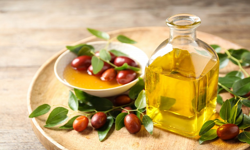chăm sóc tóc từ dầu jojoba