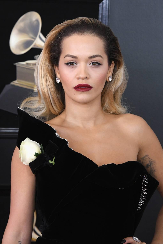 Kiểu Tóc Đẹp của Rita Ora- Grammy Awards 2018