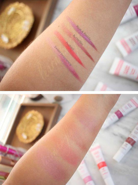 makeup Cover Girl Fresh Cream Blssh