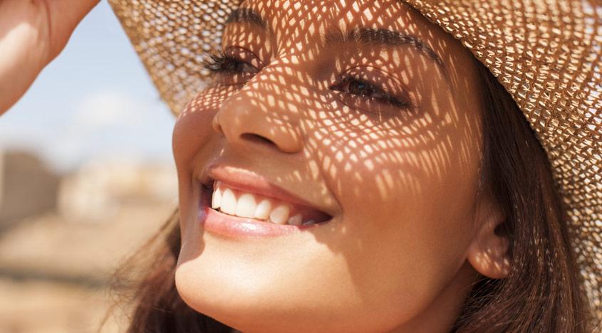 Melanin giúp bảo vệ da khỏi tia UV