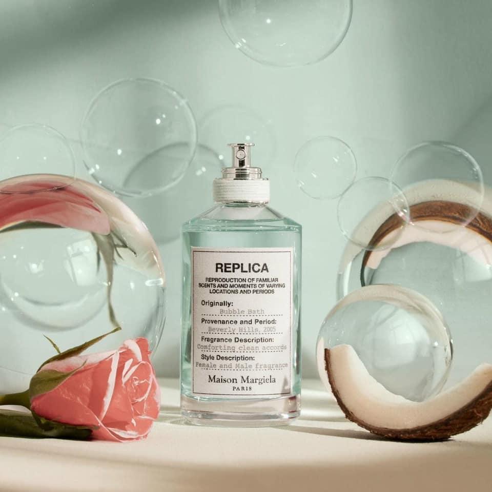nước hoa mùa hè Maison Margiela Replica Bubble Bath