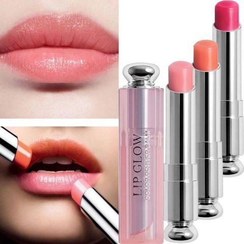 Son dưỡng môi có màu Dior