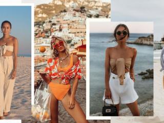 8 ý tưởng trang phục đi biển dành cho mọi cô nàng