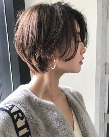 tóc bob mái dài