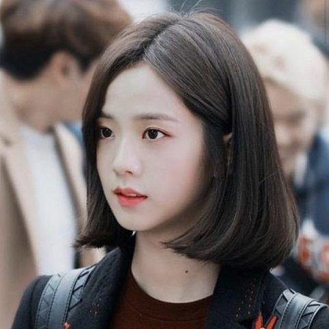 Kiểu tóc ngắn đẹp idol Hàn Quốc