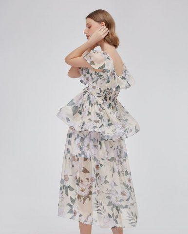 5 thương hiệu bán váy hoa diện hè giúp bạn đi đầu xu hướng