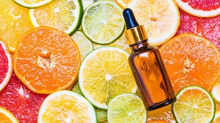 kết hợp Vitamin C + AHA hoặc BHA