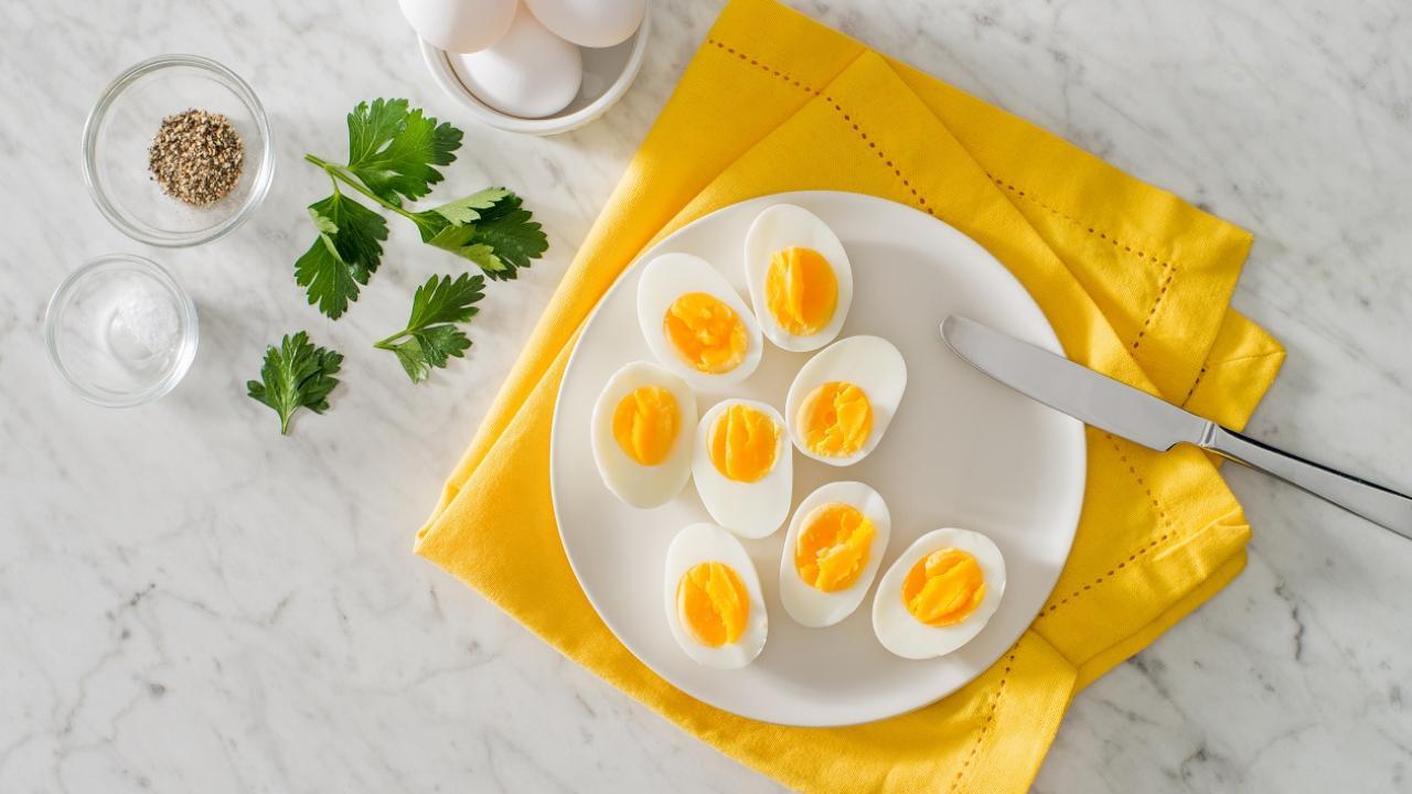 Trứng - thực phẩm dinh dưỡng giúp cung cấp năng lượng