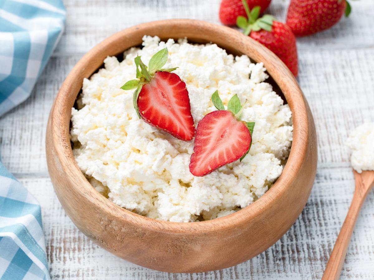 phô mai cottage - thực phẩm dinh dưỡng
