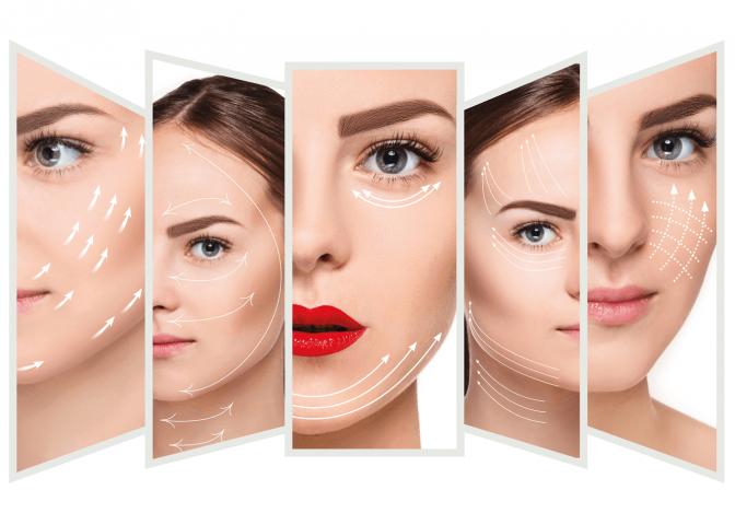 quy trình căng chỉ da mặt