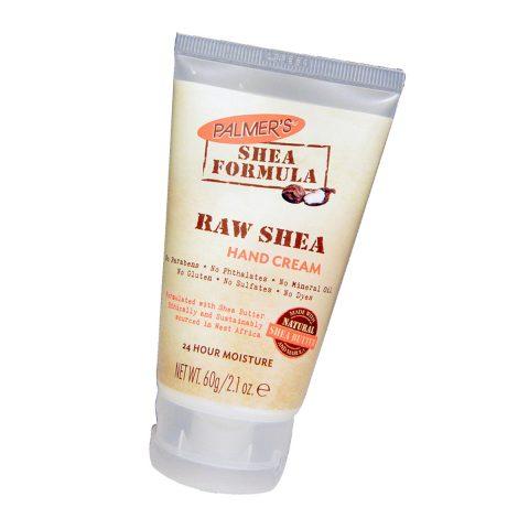 kem dưỡng da tay giữ ẩm bơ hạt mỡ Palmer's Raw Shea Hand Cream