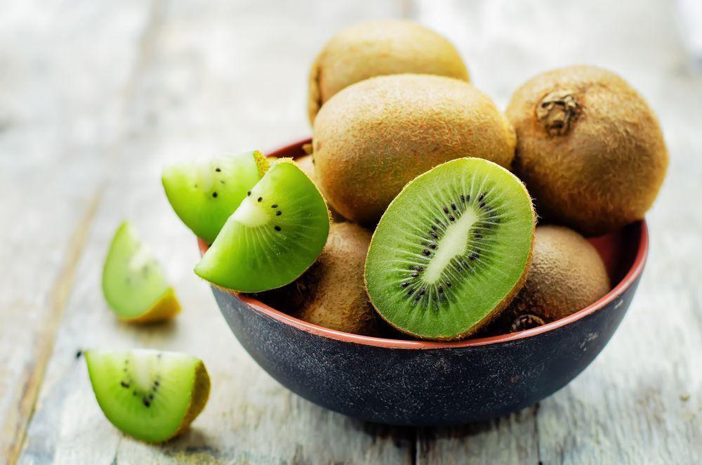 các loại trái cây kiwi