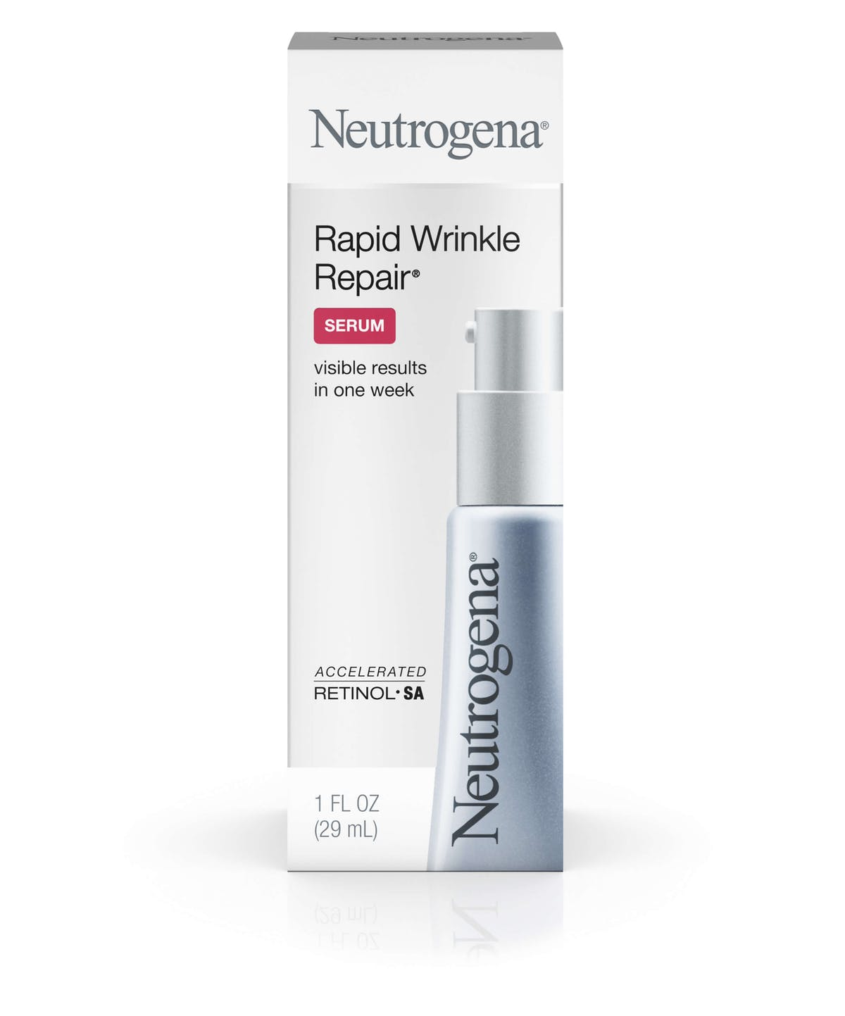 serum retinol Neutrogena Rapid Wrinkle Repair Serum