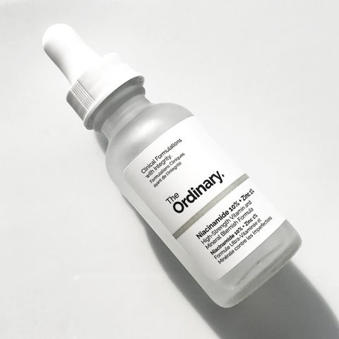 Serum The Ordinary. Niacinamide 10% + Zinc 1%