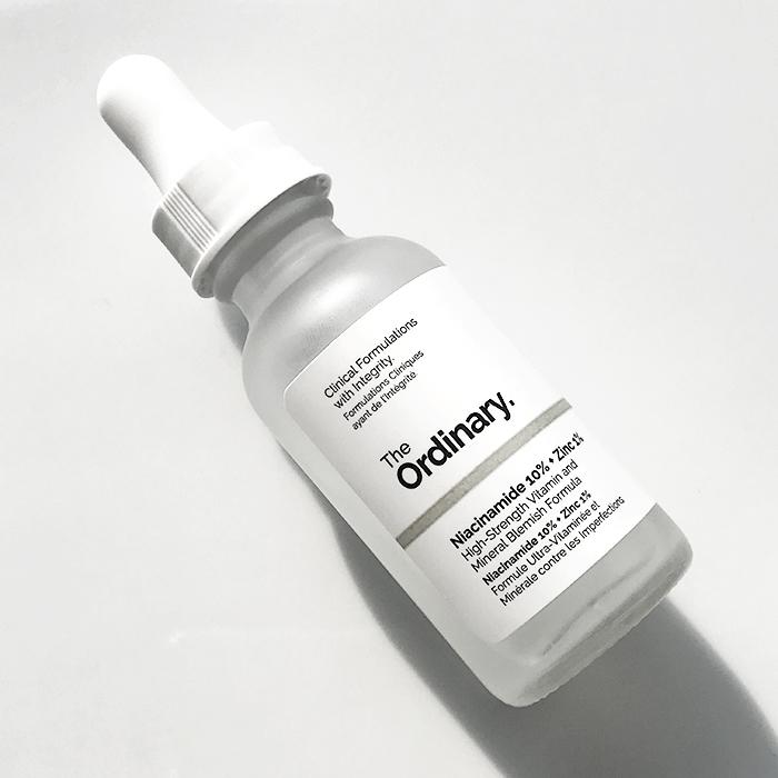 Serum trị mụn The Ordinary Niacinamide 10% + Zinc 1%