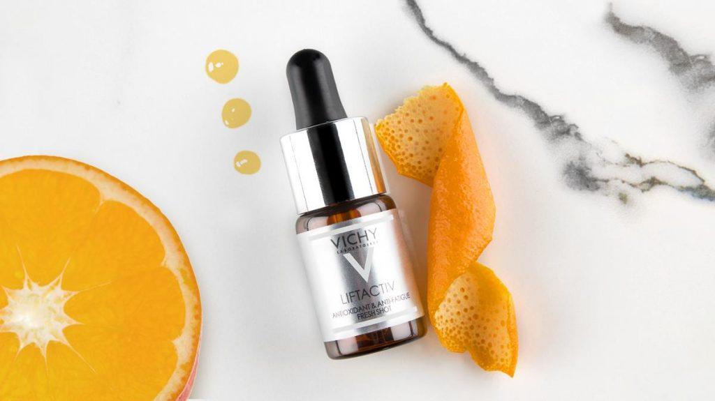 Vichy 15% Vitamin C 10ml serum vitamin c cho da nhạy cảm